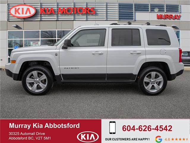 2015 Jeep Patriot Limited (Stk: SV02205A) in Abbotsford - Image 3 of 27