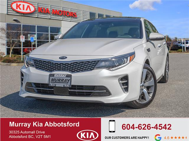2016 Kia Optima SXL Turbo (Stk: M1260) in Abbotsford - Image 1 of 25