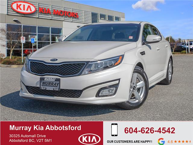 2015 Kia Optima LX (Stk: ST94018A) in Abbotsford - Image 1 of 25