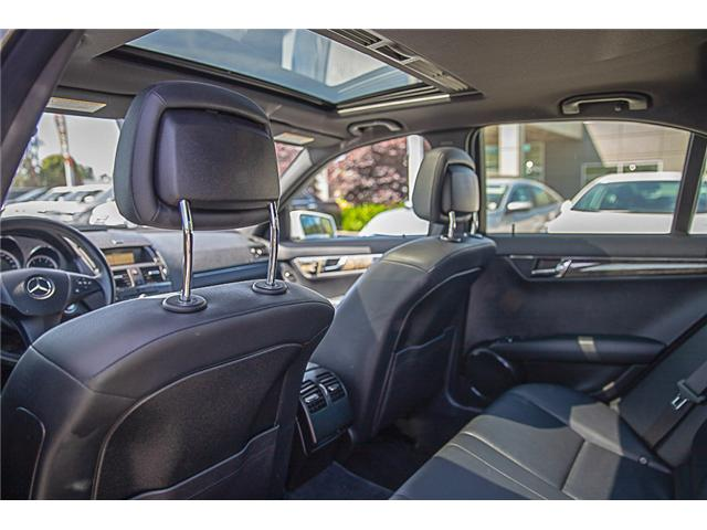 2010 Mercedes-Benz C-Class Base (Stk: M1257) in Abbotsford - Image 9 of 22