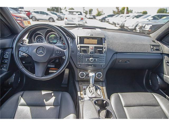 2010 Mercedes-Benz C-Class Base (Stk: M1257) in Abbotsford - Image 11 of 22