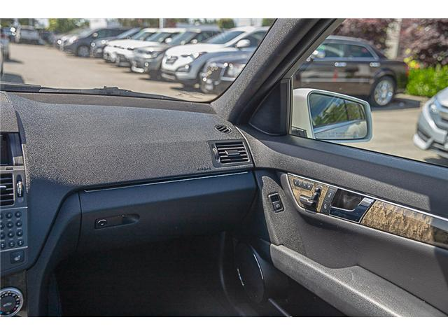 2010 Mercedes-Benz C-Class Base (Stk: M1257) in Abbotsford - Image 13 of 22
