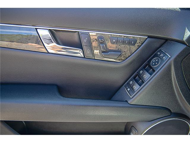 2010 Mercedes-Benz C-Class Base (Stk: M1257) in Abbotsford - Image 14 of 22