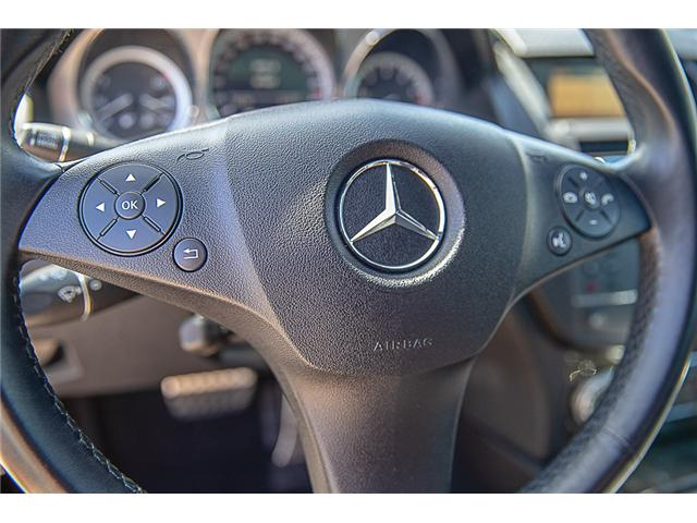2010 Mercedes-Benz C-Class Base (Stk: M1257) in Abbotsford - Image 16 of 22