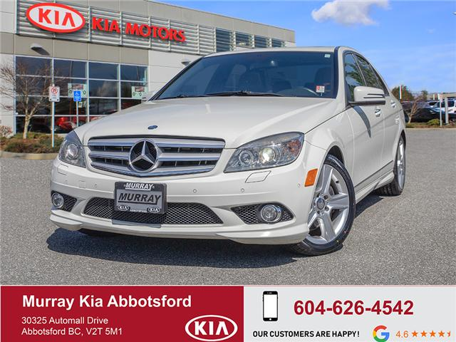 2010 Mercedes-Benz C-Class Base (Stk: M1257) in Abbotsford - Image 1 of 22