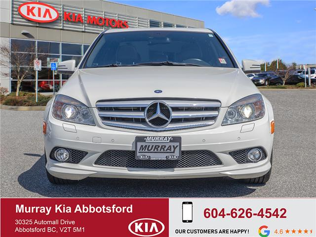 2010 Mercedes-Benz C-Class Base (Stk: M1257) in Abbotsford - Image 2 of 22