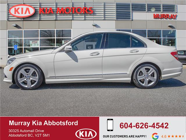 2010 Mercedes-Benz C-Class Base (Stk: M1257) in Abbotsford - Image 3 of 22
