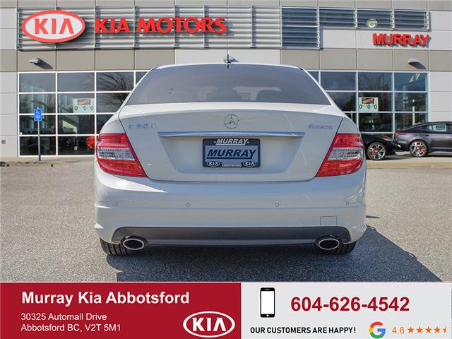 2010 Mercedes-Benz C-Class Base (Stk: M1257) in Abbotsford - Image 4 of 22