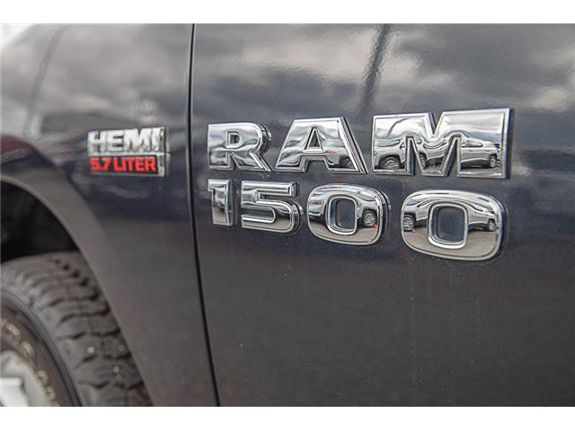 2017 RAM 1500 ST (Stk: M1240A) in Abbotsford - Image 8 of 27