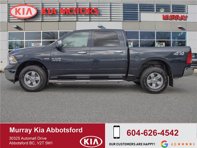2017 RAM 1500 ST (Stk: M1240A) in Abbotsford - Image 3 of 27