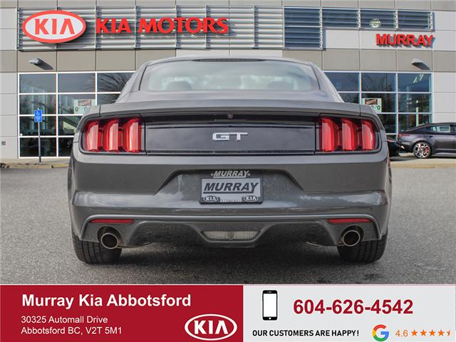 2016 Ford Mustang GT (Stk: M1263) in Abbotsford - Image 4 of 22