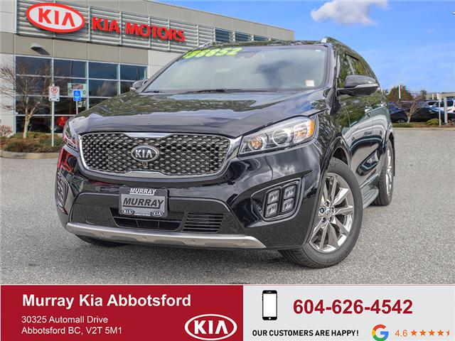 2018 Kia Sorento 3.3L SXL (Stk: M1264) in Abbotsford - Image 1 of 23