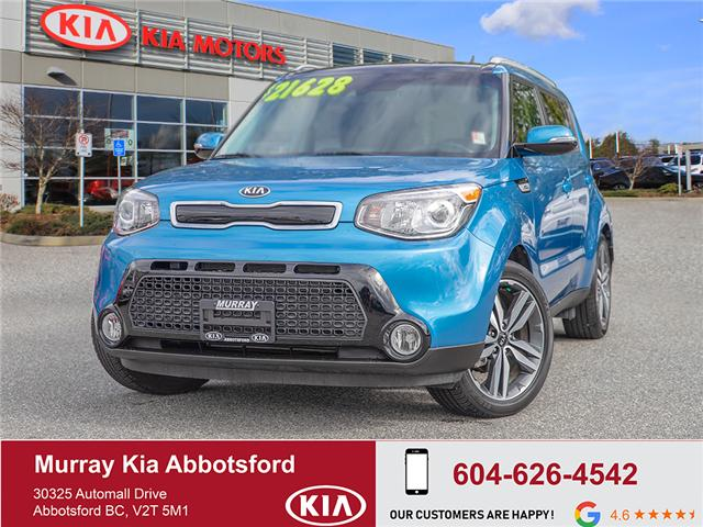 2016 Kia Soul SX Luxury (Stk: NV90429B) in Abbotsford - Image 1 of 25