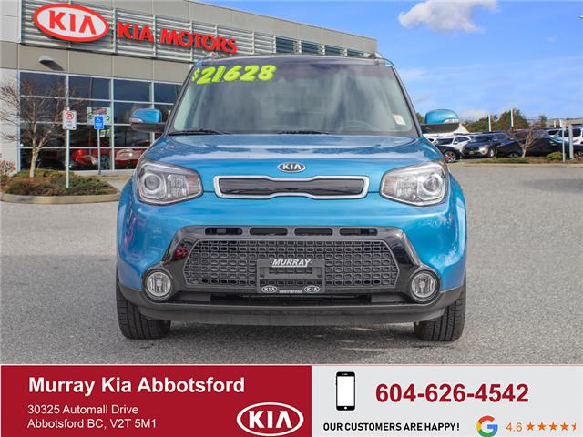 2016 Kia Soul SX Luxury (Stk: NV90429B) in Abbotsford - Image 2 of 25