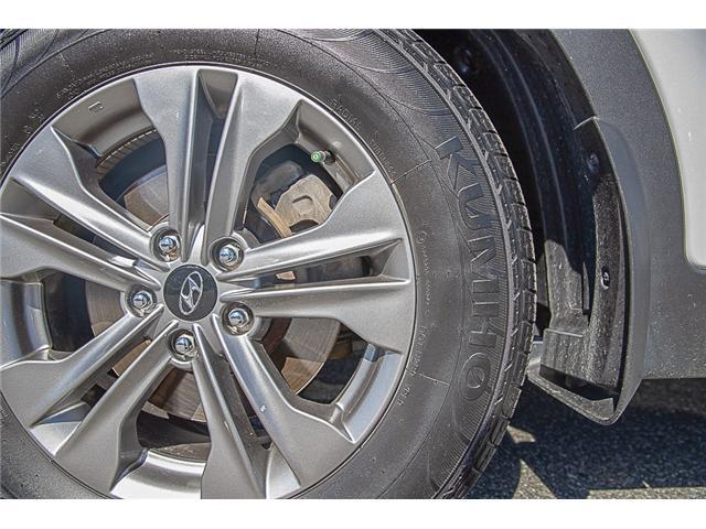 2016 Hyundai Santa Fe Sport 2.4 Premium (Stk: M1262) in Abbotsford - Image 7 of 27