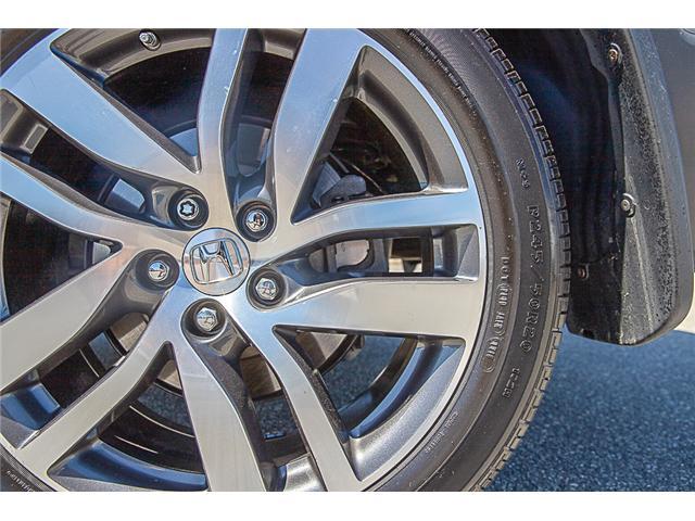 2016 Honda Pilot Touring (Stk: M1266) in Abbotsford - Image 8 of 30
