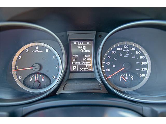 2016 Hyundai Santa Fe Sport 2.4 Premium (Stk: M1262) in Abbotsford - Image 21 of 27