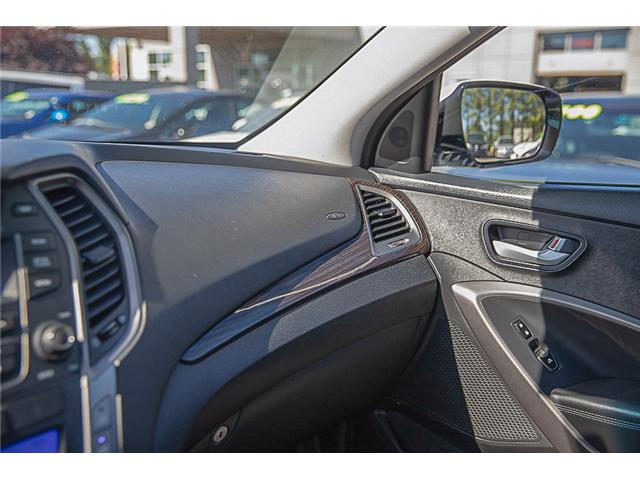 2016 Hyundai Santa Fe Sport 2.4 Premium (Stk: M1262) in Abbotsford - Image 26 of 27