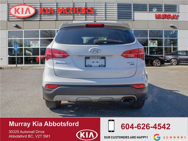2016 Hyundai Santa Fe Sport 2.4 Premium (Stk: M1262) in Abbotsford - Image 4 of 27