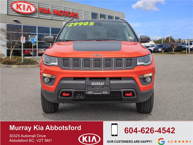 2018 Jeep Compass Trailhawk (Stk: SV02644A) in Abbotsford - Image 2 of 29