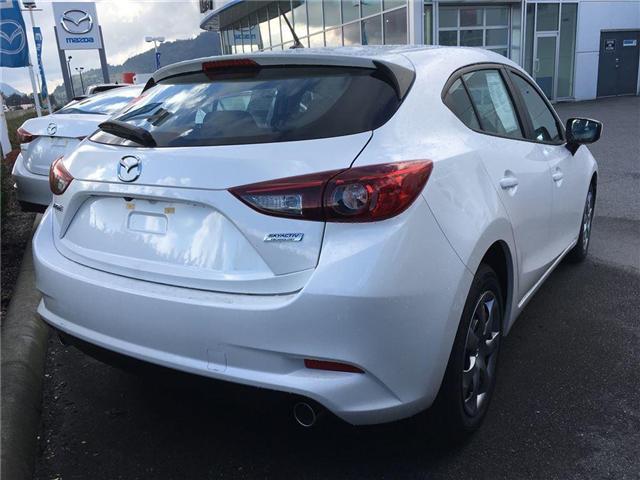 2018 Mazda Mazda3 Sport GX (Stk: 8M029) in Chilliwack - Image 2 of 5