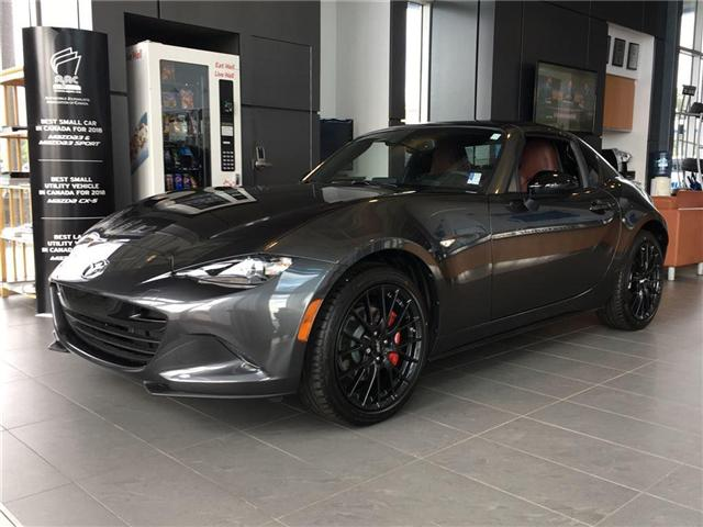 2018 Mazda MX-5 RF GT (Stk: 8M159) in Chilliwack - Image 1 of 5