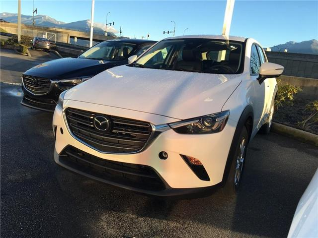 2019 Mazda CX-3 GS (Stk: 9M044) in Chilliwack - Image 1 of 5