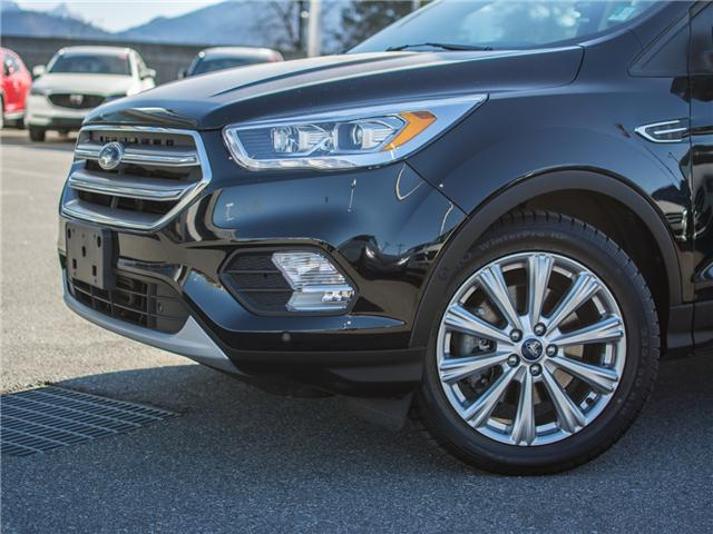 2017 Ford Escape Titanium (Stk: 8M002A) in Chilliwack - Image 2 of 21