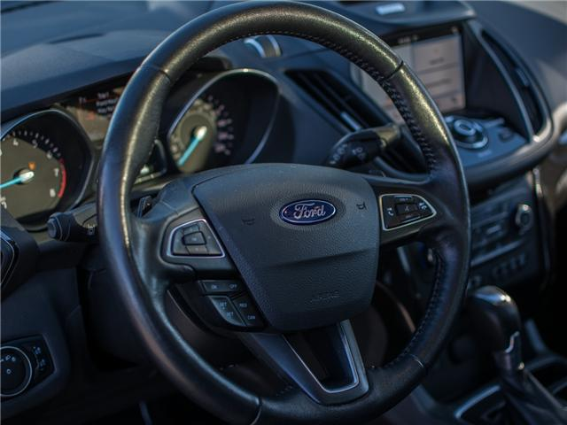 2017 Ford Escape Titanium (Stk: 8M002A) in Chilliwack - Image 7 of 21