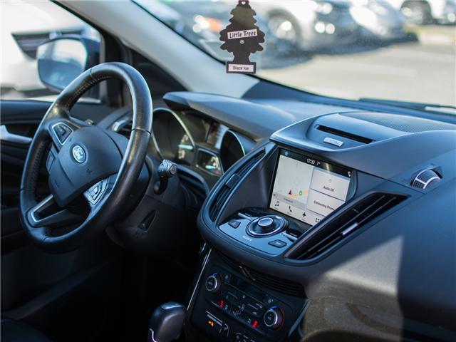 2017 Ford Escape Titanium (Stk: 8M002A) in Chilliwack - Image 15 of 21