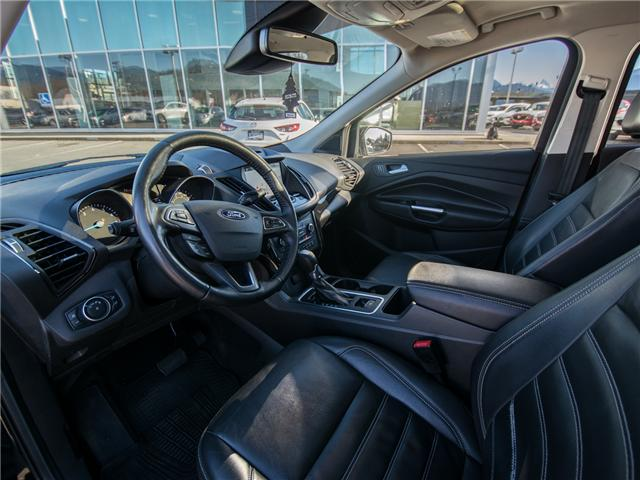 2017 Ford Escape Titanium (Stk: 8M002A) in Chilliwack - Image 18 of 21