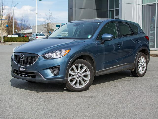 2014 Mazda CX-5 GT (Stk: B0264) in Chilliwack - Image 1 of 26