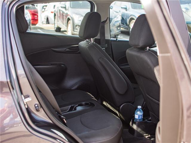 2016 Chevrolet Spark 1LT Manual (Stk: 9M059A) in Chilliwack - Image 16 of 18