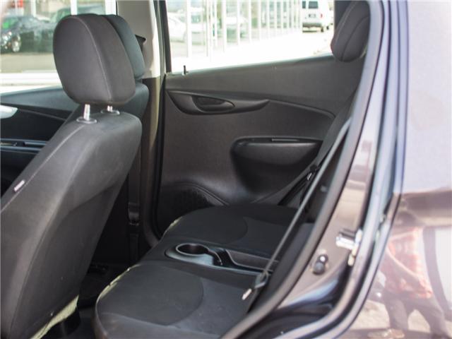 2016 Chevrolet Spark 1LT Manual (Stk: 9M059A) in Chilliwack - Image 17 of 18