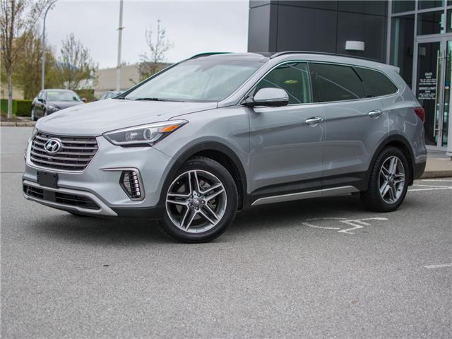 2018 Hyundai Santa Fe XL Ultimate (Stk: B0288) in Chilliwack - Image 1 of 21