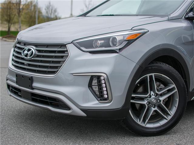 2018 Hyundai Santa Fe XL Ultimate (Stk: B0288) in Chilliwack - Image 2 of 21