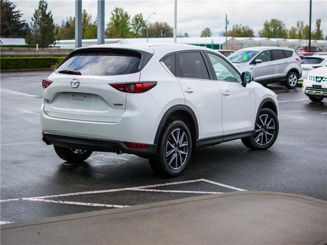 2018 Mazda CX-5 GT (Stk: 9M072B) in Chilliwack - Image 5 of 24