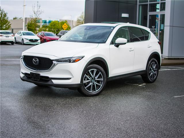 2018 Mazda CX-5 GT (Stk: 9M072B) in Chilliwack - Image 1 of 24
