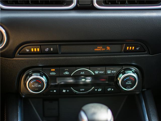 2018 Mazda CX-5 GT (Stk: B0293) in Chilliwack - Image 11 of 24