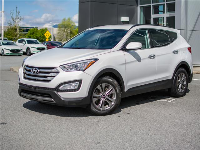 2015 Hyundai Santa Fe Sport 2.0T Premium (Stk: 9M096A) in Chilliwack - Image 1 of 21