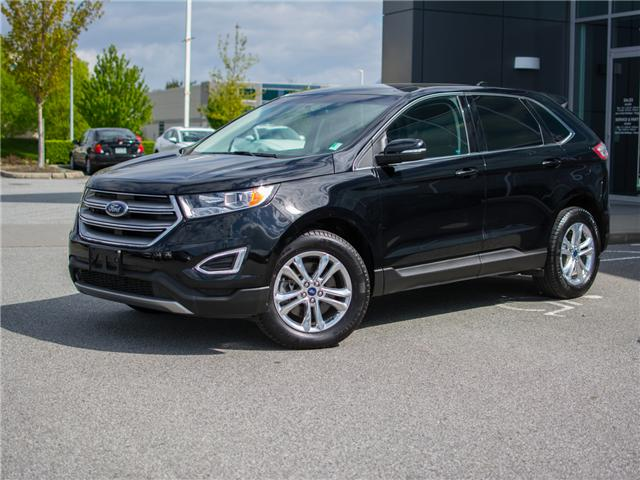 2017 Ford Edge SEL (Stk: B0299) in Chilliwack - Image 1 of 23