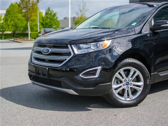 2017 Ford Edge SEL (Stk: B0299) in Chilliwack - Image 2 of 23
