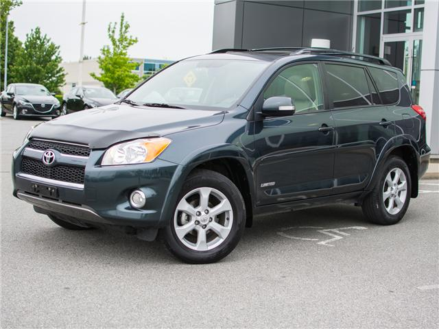 2012 Toyota RAV4 Limited (Stk: 9M169A) in Chilliwack - Image 1 of 24