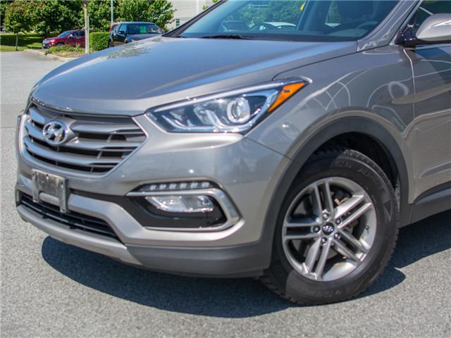 2017 Hyundai Santa Fe Sport 2.4 Premium (Stk: B0309) in Chilliwack - Image 2 of 22