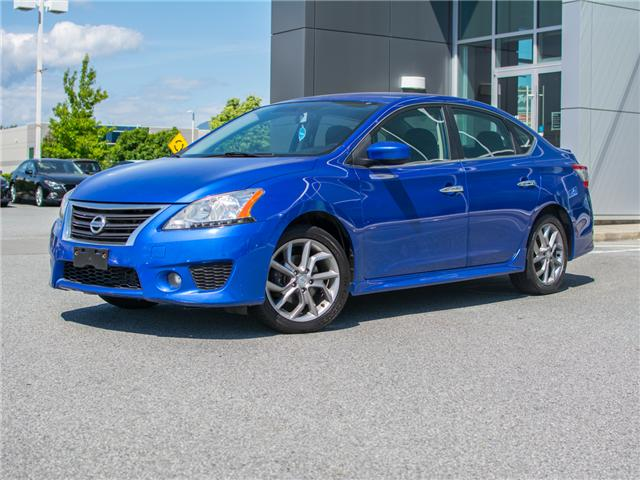 2013 Nissan Sentra 1.8 SV (Stk: 9M043A) in Chilliwack - Image 1 of 20