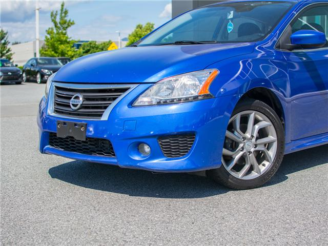 2013 Nissan Sentra 1.8 SV (Stk: 9M043A) in Chilliwack - Image 2 of 20