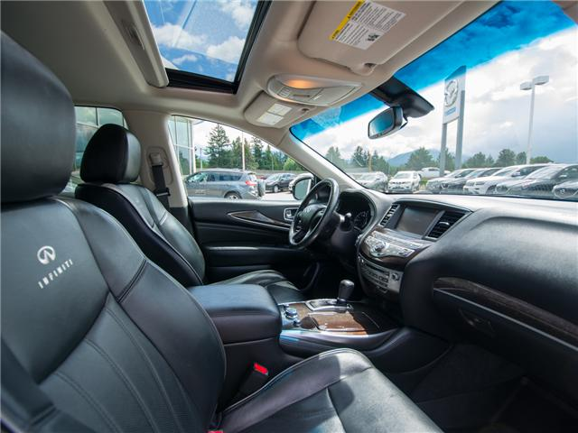2014 Infiniti QX60 Base (Stk: 9M039B) in Chilliwack - Image 11 of 23