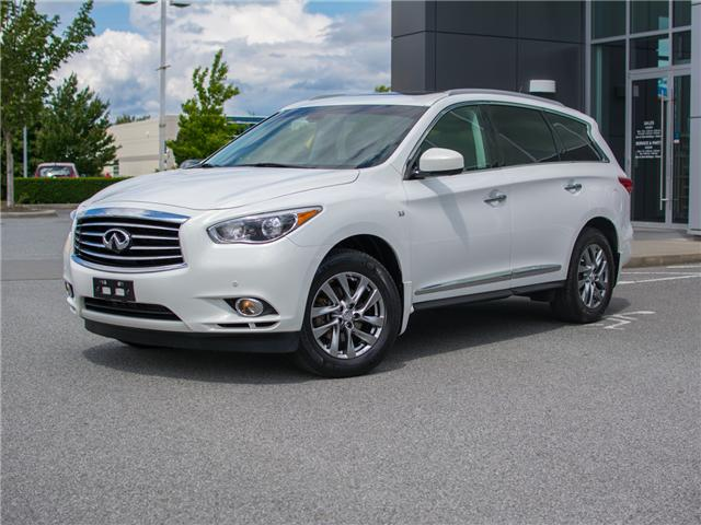 2014 Infiniti QX60 Base (Stk: 9M039B) in Chilliwack - Image 1 of 23