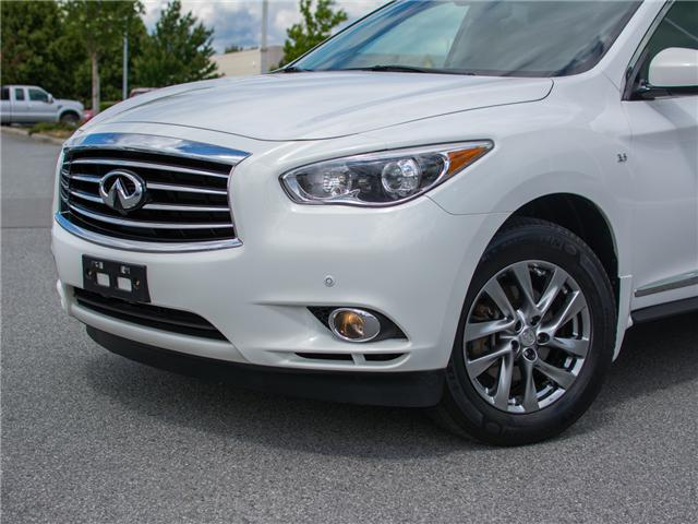 2014 Infiniti QX60 Base (Stk: 9M039B) in Chilliwack - Image 2 of 23