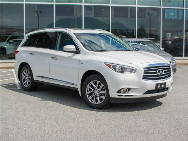 2014 Infiniti QX60 Base (Stk: 9M039B) in Chilliwack - Image 3 of 23